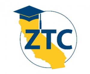 Zero Textbook Cost California Logo
